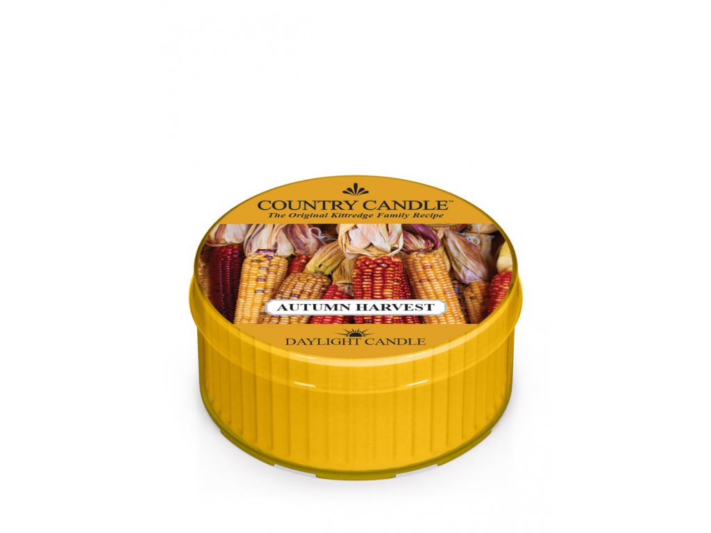 COUNTRY CANDLE Autumn Harvest vonná sviečka (35 g)
