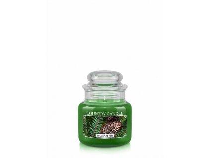 COUNTRY CANDLE Balsam Fir vonná sviečka mini 1-knôtová (104 g)